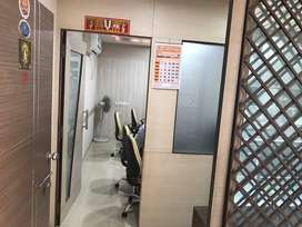 Second Floor Office Available For Sale at Manjalpur