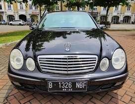 Mercedes Benz E260 AT 2002