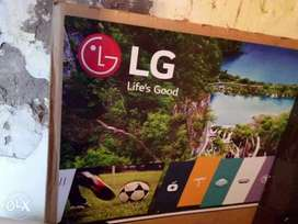 "Lg 4k uhd led 43"" smart led for sale"