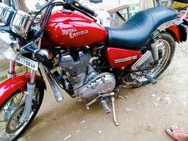 Superb bike condition.. like new version Thunderbird 350 full powered