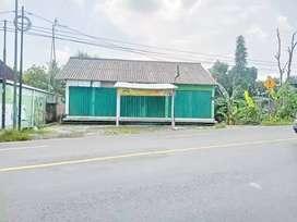 Ruang Usaha Jl Wates km 9 Murah Lingkungan Nasionalis Dekat Balecatur