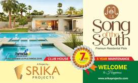 Srika Song of the South Venture is located at Tukkuguda
