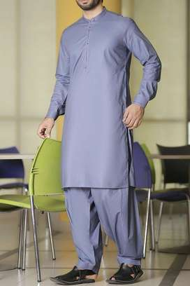 Kurta Shalwar Plain & Embrodied available in all sizes