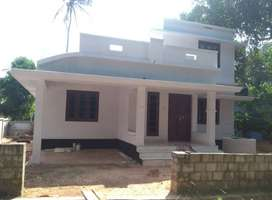 A NEW STYLISH 2BED ROOM 1150SQ FT 5CENTS HOUSE IN MANAKODY,TSR