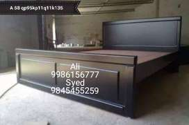 Cot wooden 4×6 price 4250 without storage