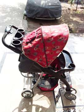In good condition pram for sale