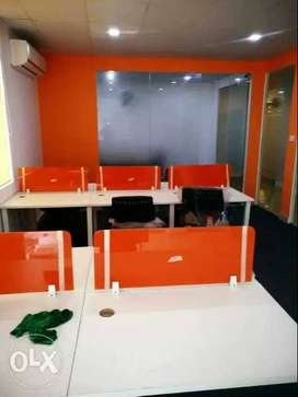 Good looking office space 800 square feet fully furnished Sector 63
