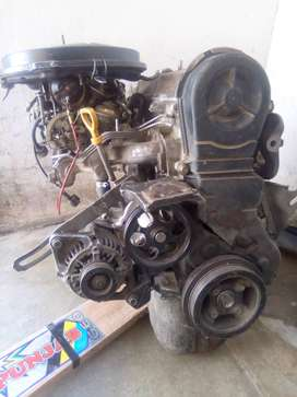 12 valve corolla 86 engine new overhallef