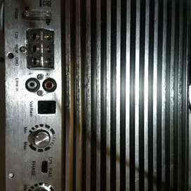 Power amplifier monoblok clas D 1000w