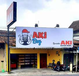Aki Mobil dan Aki Motor