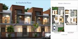 Well furnished house in pollution free area sankara amleshwer