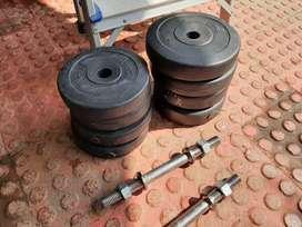Home Gym equipment Adjustable Dumbells