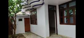 Ground floor house for rent