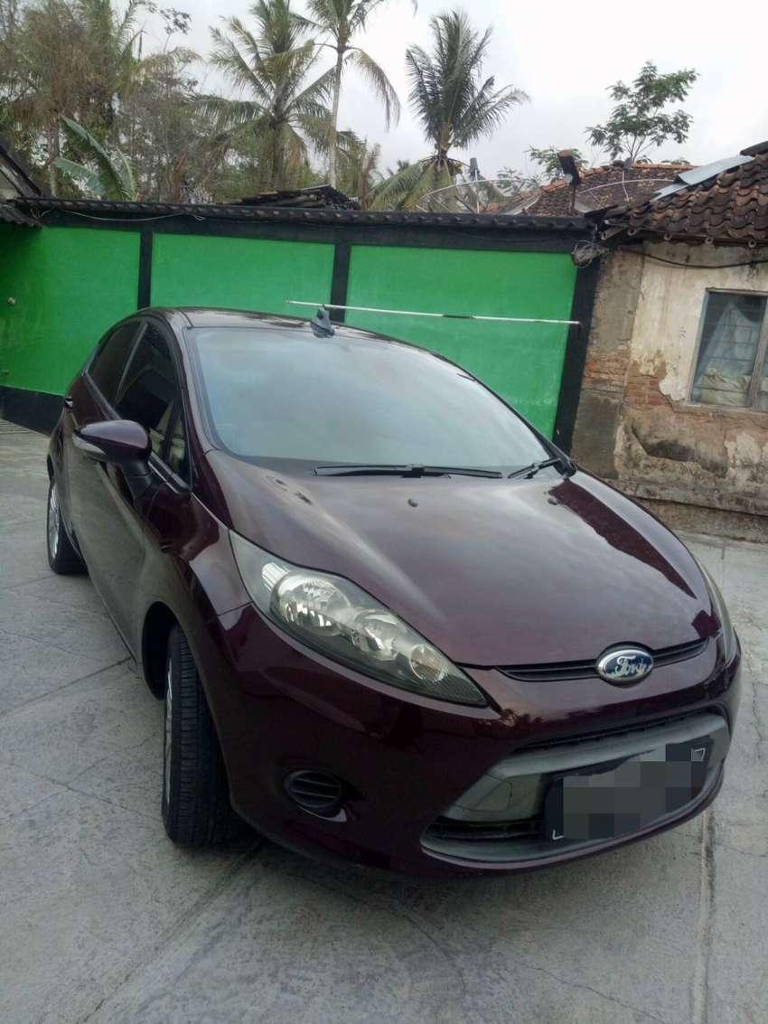 Ford Fiesta 2012 0
