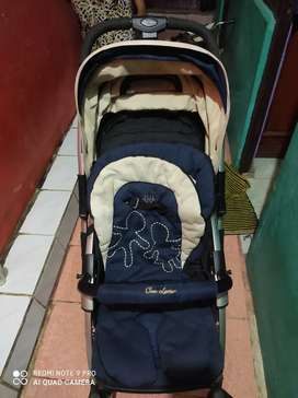 Stroller cocolate delly belly seken