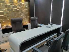 Well furnished office space