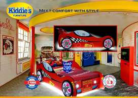 Red Racing Car Bed 2019-2020