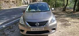 Nissan sunny car is in very good condition