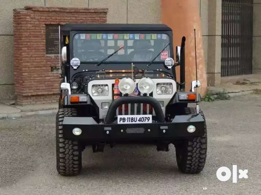 Full Modified Jeep for sale in all State transfer 0