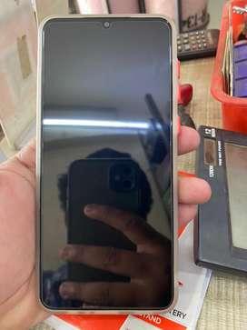 Samsung A02 7days usage