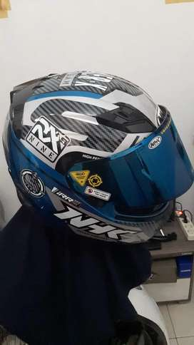 Helm NHK RX9 V blue