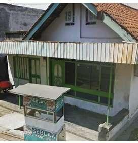 Dijual Rumah Kampung Nol Jalan Raya Kabupaten Krembung Sidoarjo