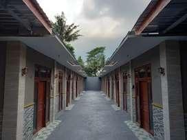 Rumah dikontrakan/paviliun