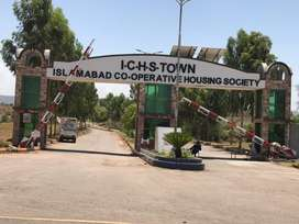 ICHS Town P block 7 marla (30*60) plots files for sale at low price