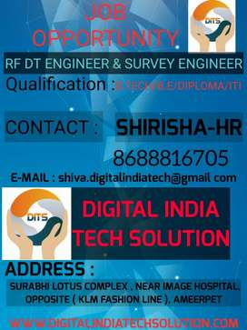 Digital India tech solutions