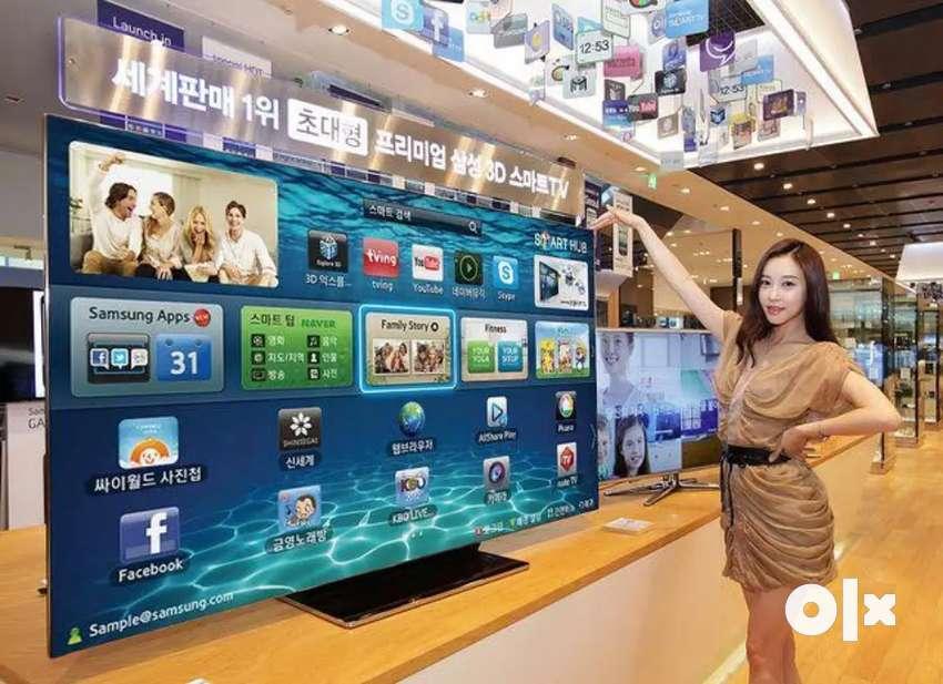 55 OLED Smart 4K Tv 2 Yr Full Replacement Grantee GST Bill 0