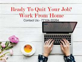 Daily income weekly payment on typing works//work from home