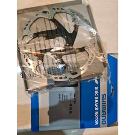 ROTOR SHIMANO DEORE XT 203 mm 6 Bolt ICE TECHNOLOGIE
