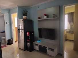 Disewakan unit 2 kamar Full Furnist Apartemen Bassura City