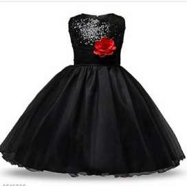 Gorgeous Black Frock