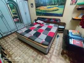 Shagun double bed palang
