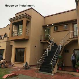 3 Marla House on Installments in Lahore. Ideal Home plot locations
