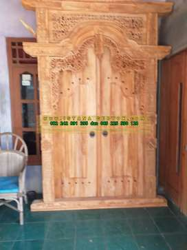 cuci gudang pintu gebyok gapuro jendela rumah masjid musholla intan