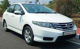 Honda City 2011-2013 V MT, 2012, Petrol