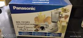 Panasonic large capacity blender with Mill