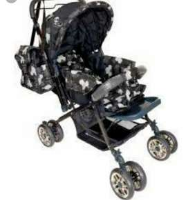 stroller in new condition