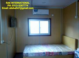 Porta camps container office guard room prefab house toilet ports cabn
