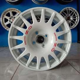 OZ TERRA R15x6.5/pcd 4x100 Vios Brio Yaris March Mirage Ayla Agya