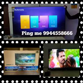Malaysian imported led TV's sale all models available 2years warranty