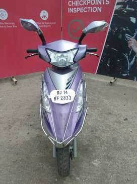 Good Condition TVS Scooty StreakStd with Warranty    2833 Jaipur