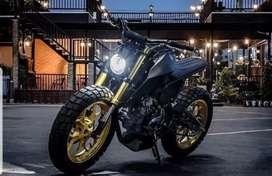 Yamaha Xabre 155 Modifikasi