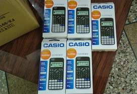 Original Casio Scientific Calculators FX 991ex in very reasonable pric