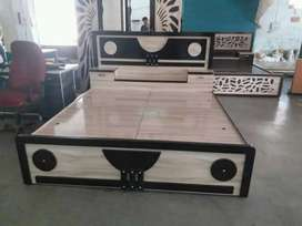 It's New Manufacturing With Storage BED