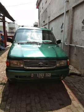 Di Jual Santai Kijang LSX (up grade LGX),  2.5 Diesel