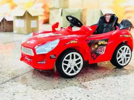 Hot Racer. Kids rechargeable motor car.