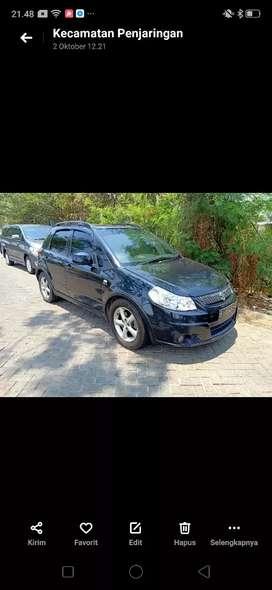 Suzuki x over mulus istimewa th 2007 plat b 74jt nego